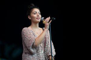Yasmin @ Guilfest Music Festival