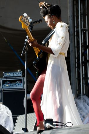 The Noisettes @ Guilfest Music Festival
