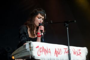 Joana and the Wolf @ Guilfest Music Festival