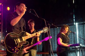 Cinerama @ At the Edge of the Sea one-day festival hosted by The Wedding Present