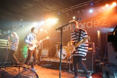 Animal House on Le Bikini Stage at the At the Edge of the Sea at Concorde2, Brighton, Sussex- 20 Aug 2016
