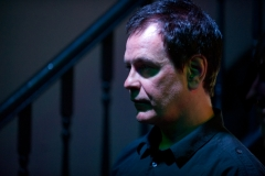 David Gedge backstage @ Concorde 2, Brighton, Sussex, England. Sun, 28 Aug., 2011.  (c) 2011 Auwyn.com All Rights Reserved