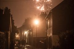Southover Bonfire Society - Bonfire Night at , Lewes, Sussex- 5 Nov 2015