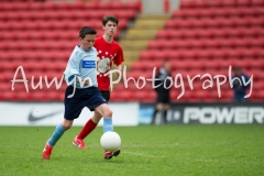 at the Tom Simmons' CEOP Cup at The Valley, Charlton Athletic FC, London - 11 May 20130511 2013