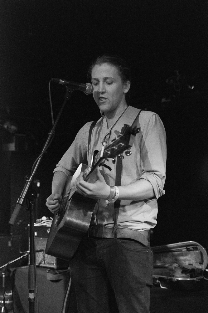 Noble Jacks supporting Mark Chadwick at the Mark Chadwick Solo Event at The Con Club, Lewes, Sussex- 12 Oct 2017