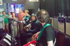 Pete Fij and Terry Bickers at The Edge of the Sea mini festival at Concorde2, Brighton - 25 Aug 2013