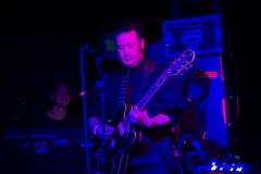 Paul Dorrington of Flying Wing at The Edge of the Sea mini festival at Concorde2, Brighton - 24 Aug 20130824 2013