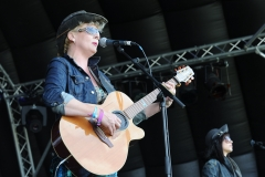 Claire Nicholson @ Guilfest Music Festival, Guildford, Surrey, England. Sat, 16 July, 2011.