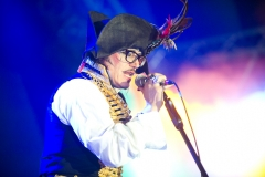 Adam Ant and the Good the Mad and the Lovely Posse at Guilfest, 2011