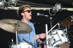 Black Lands @ Guilfest Music Festival, Guildford, Surrey, England. Sat, 16 July, 2011.