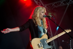 Alice Gold @ Guilfest Music Festival, Guildford, Surrey, England. Sun, 17 July, 2011.