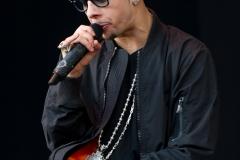 Ndubz @ Guilfest Music Festival, Guildford, Surrey, England. Sun, 17 July, 2011.