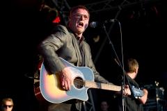 Steve Harley and Cockney Rebel @ Guilfest Music Festival, Guildford, Surrey, England. Sun, 17 July, 2011.