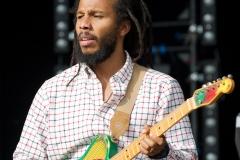 Ziggy Marley @ Guilfest Music Festival, Guildford, Surrey, England. Sun, 17 July, 2011.