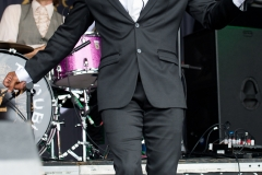 Vintage Trouble @ Guilfest Music Festival, Guildford, Surrey, England. Sun, 17 July, 2011.