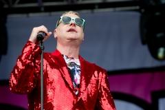 Erasure @ Guilfest Music Festival, Guildford, Surrey, England. Sun, 17 July, 2011.