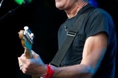 Hugh Cornwell @ Guilfest Music Festival, Guildford, Surrey, England. Sun, 17 July, 2011.