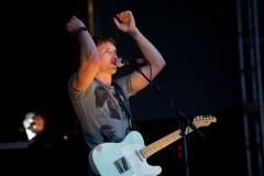 James Blunt @ Guilfest Music Festival, Guildford, Surrey, England. Sun, 17 July, 2011.