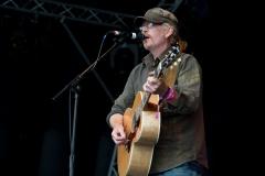 Simon Friend @ Guilfest Music Festival, Guildford, Surrey, England. Sun, 17 July, 2011.