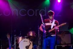 No Middle Name at The Edge of the Sea mini festival at Concorde2, Brighton - 25 Aug 2013