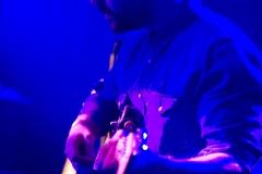 The Twilight Sad playing on Le Bikini Stage at the The Edge of the Sea mini festival at Concorde2, Brighton - 24 Aug 20130824 2013