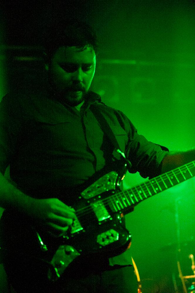 at the The Edge of the Sea mini festival at Concorde2, Brighton - 24 Aug 20130824 2013