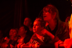 Crowd watching The Wedding Present at the The Edge of the Sea mini festival at Concorde2, Brighton - 24 Aug 20130824 2013
