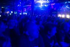 Crowd at The Edge of the Sea mini festival at Concorde2, Brighton - 25 Aug 2013