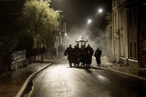 SBS Bonfire Night Procession