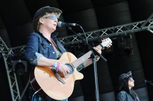 Claire Nicholson @ Guilfest Music Festival