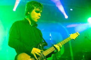 The Wedding Present close proceedings at the At the Edge of the Sea one-day festival