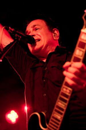 perform at the annual, bank holiday extravaganza At the Edge of the Sea, hosted by The Wedding Present at Concorde2 in Brighton, August 23, 2014.